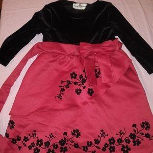 Rare Editions toddler girls dress